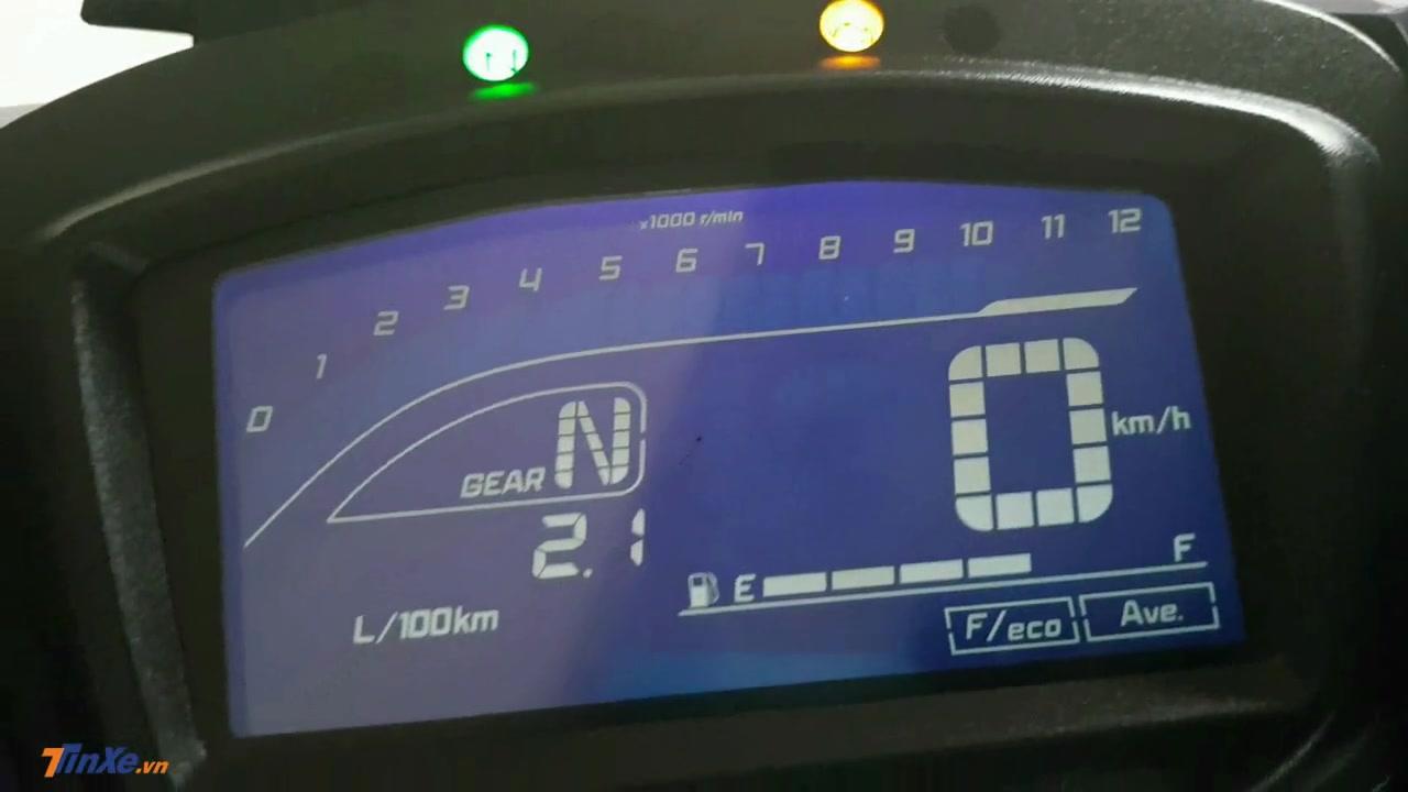 Đánh giá xe Yamaha Exciter 150 2019